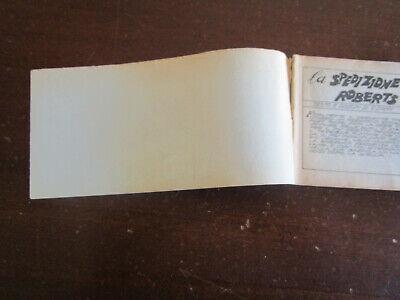Il Sergente York Striscia 4° Serie N.13 La Spedizione Roberts Audace 1955 !!! 4