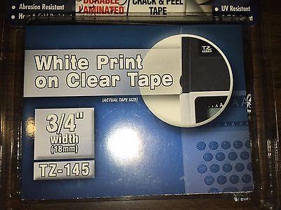 Brother TZ145 TZ-145 TZE145 P-Touch Label Tape PTouch TZe-145 PT-1880 PT-2730