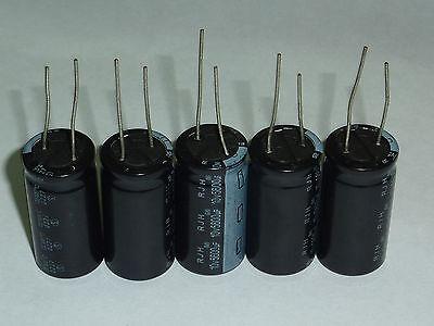 20pcs 1500uF 10V Japan ELNA RJH 10x30mm 10V1500uF Low Impedance Audio Capacitor