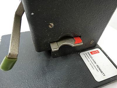Altes R+R Kodiergerät Ringelhan Rennett Oberhausen Apotheker Geräte CodierGerät 10