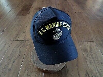U S MARINE CORPS Hat Official U s m c Military Ball Cap Ega U s a Made