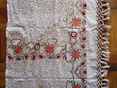 Ottoman Empire, Islamic Veil, 18th Century, Sarmas, Hand Embroidery, Puglia, RRR 9