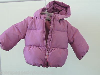 d2d0be21d NWT  65 BABY Girls 12-18 Months BABY GAP Down Fill WARMEST Jacket ...