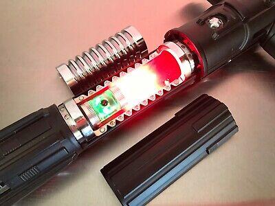 Star Wars Kylo Ren Graflex Skywalker beauty reveal lightsaber hilt prop 3