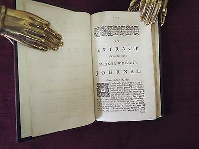 Extract from John Wesley's Journal/Oct 1743 - Nov 1746