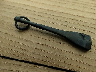 Perfect Iron Migration Period  PAIR OF TWEEZERS.  Hunnu, Alans. ca 5-6 AD.