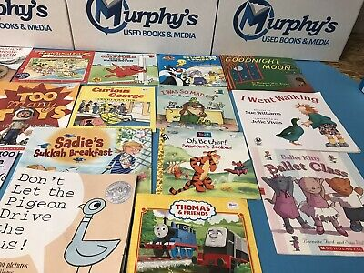 Story Time Assorted Bundle / Lot of 20 StoryBooks for Kids/Toddlers/Daycare 7