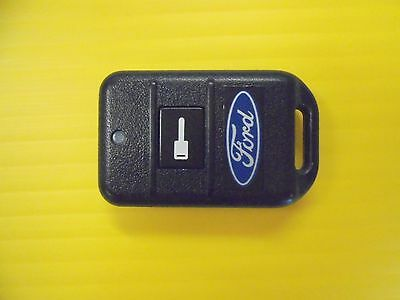 FORD REMOTE KEYLESS ENTRY KEY FOB ELVATJH 4360307 1 BUTTON SET LOT OF 2