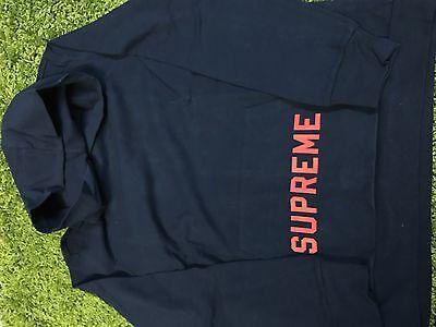 Supreme S//S 2014 Athletic Hooded Top Tee Box Logo Hoodie S M L XL
