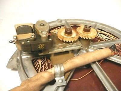 Tested WURLITZER 3300 JUKEBOX Working COILS /& MOTOR in ELECTRIC SELECTOR