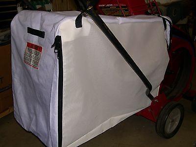 3 Of 11 Troy Bilt Chipper Vac Bag Custom Made For 4 5 8 Hp Pro