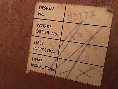 """G-plan"" double wardrobe - varnished oak colour 4"
