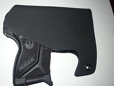 KYDEX POCKET HOLSTER Ruger NEW LCP 2 OLD LCP 380 Black, Carbon Fiber, LCP II