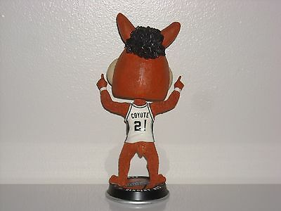 de839c974 ... COYOTE San Antonio Spurs Mascot Bobble Head 2013 Limited Edition NBA  Bighead New 2