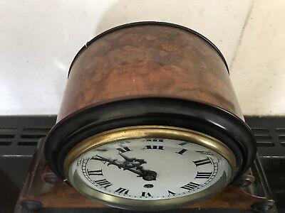 Drum Head Victorian Fuse Clock 2