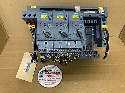 Siemens Mix Lot Of 6 (3X) 3Ra6120-1Db33| 3Ra6812-8Ab | 3Ra6822-0Ab | 3Ra6830-5Ac 7