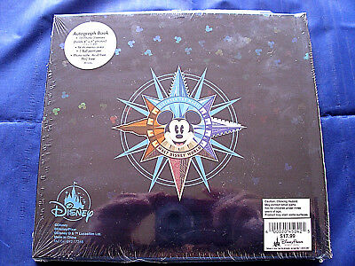 Disney* MICKEY DISCOVER THE MAGIC * WDW Autograph Book & Photo Album New/Sealed