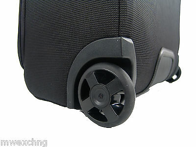 $650.00 Samsonite Black Label Opto Wheeled Garment Bag 7