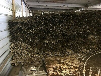 2 Primitive Antique Tobacco Sticks from Kentucky Farms... I will ship