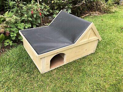 Hedgehog House,Wooden Handmade Hibernation Home.Ref4. 3