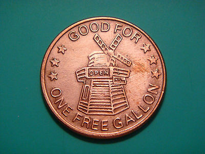 Lot Of Watermill Express One Free Gallon Tokens 20