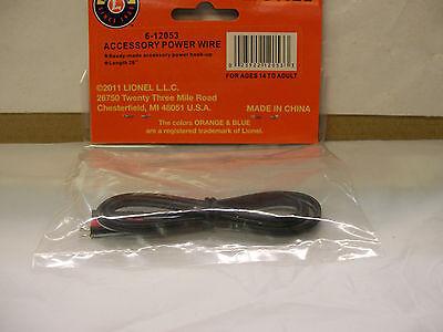Lionel Accessory Power Wire #6-12053 NIP