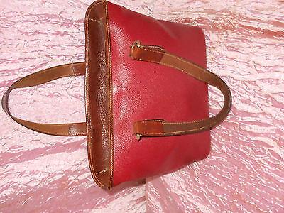 f0c2211c49 BORSA BORSETTA CUOIO Nannini anni '80 vintage SG ^ - EUR 20,00 ...