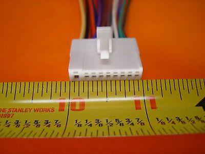 Clarion 18-Pin Wire Harness Plug Vx404 Nx404 Nx602 Nx604 Nx605 Nz503 Vz401 Vz400 5