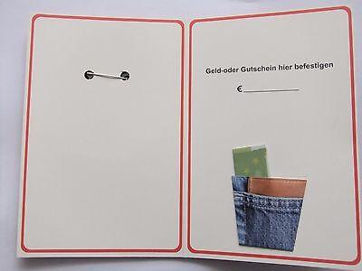 Geldgeschenk Karte.Geldgeschenk Karte 70 70sten Geburtstag 1 Hilfe Metall Button