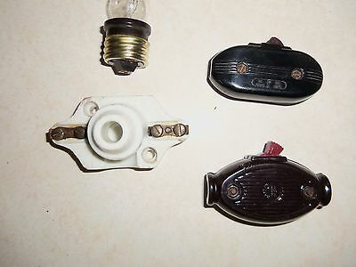 Vintage Lot of Electrical Items 4