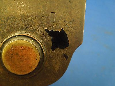 Antique S & Co Sargent & Company New Haven CT Padlock No Key 4
