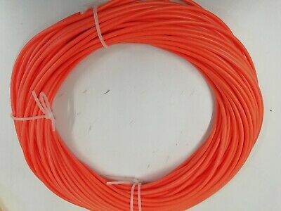 5 mm Flying C Body Florescent Silicone Tubing 3 Cols  2.5Mts /& 5Mts.Lts
