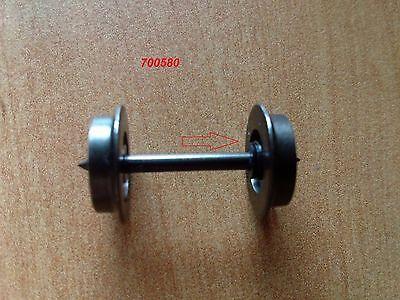 stück Marklin H0 700150 AC  Wechselstromradsatz  wheel sets 20 pcs