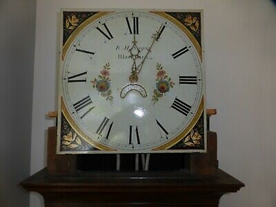 30 hr Longcase clock by Robert Holgate Sagar 8