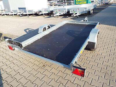 1300kg kippbarer Multitransporter 295x160cm, PKW Anhänger, Neu n. gebraucht 5
