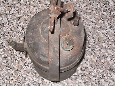 Kabit Grubenlampe Antike Kabit Grubenlampe 4