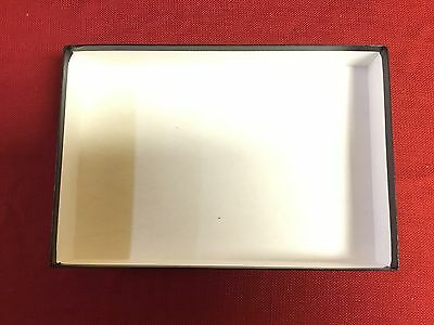 Riker Display Case 8 x 12 x 2 for Collectibles Jewelry Arrowheads & More