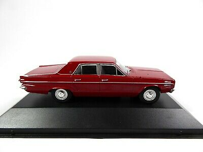 Chrysler Valiant IV 1967 1//43 Voiture Miniature Salvat Diecast Model Car AR40