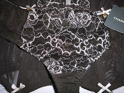 Korsage 70 C geformte Körbchen, verspielt, Farbe, dunkel braun mit beiger Spitze 2