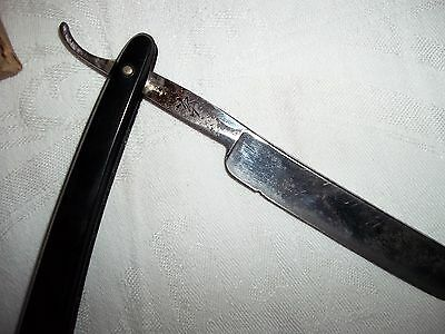 altes Rasiermesser in OVP -Merx & Wald Solingen-MULCUTO 4