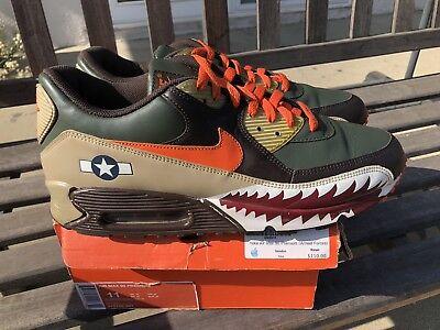 c2d62c9d17 ... 1 available Nike Air Max 90 Premium Warhawk Armed Forces Patta Atmos  315728-381 Sz 11 3