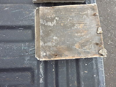 "c1890-1900 colonial EAVE molding bracket salvaged BLOCKS w detail ~ 9"" x 7"" x 2"" 8"