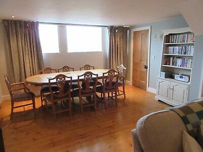 OFFER 2020: Holiday Cottage, North Wales, Sleeps 10 - Fri 7th FEB for 7 nights 4