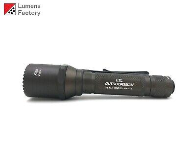E to C Adapter for Surefire E Series Lights E1e HA3 Natural E2 E1 E2D E2e