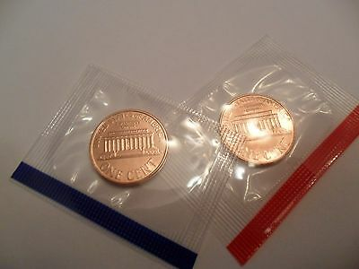 2004 P & D Lincoln Memorial Cent / Penny Set *MINT CELLO*  **FREE SHIPPING** 4