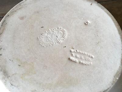 Garantiert Tms Firma Säure Beweis Mörtel Antik Töpferei Ausguss 5 Glas Stößel 10