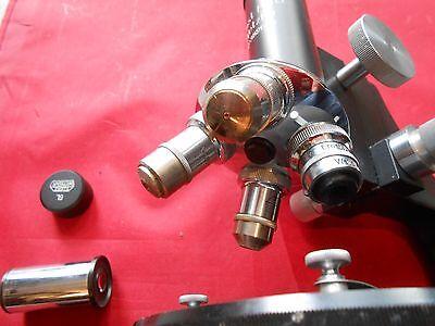 Mikroskop Ernst Leitz Wetzlar Nr.382604 4