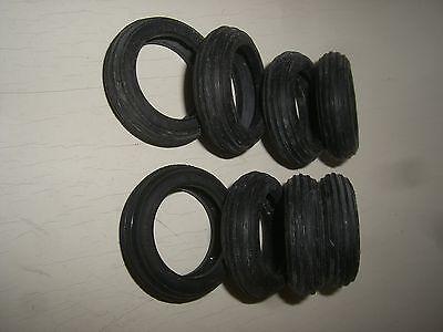 für Blechspielzeug Auto Studio 1050  //noch NEU 16x  Schuco Reifen