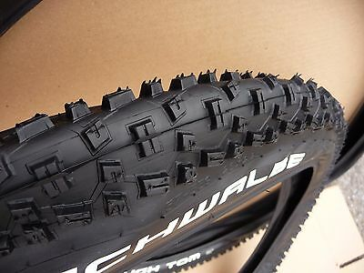 26x2.25 Schwalbe Tough Tom Black PAIR Tube Options available MTB Tyre