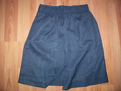 Grey a line school skirt from KIDS, height 122 cm, 3